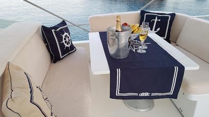 Motoryacht Aegean Angel
