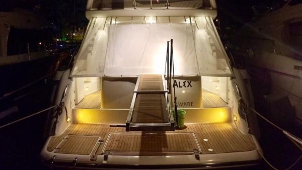 Motoryacht Alex