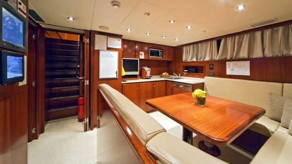 Motoryacht Ariela