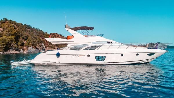 Azimut 62 Fly VIP Motoryacht