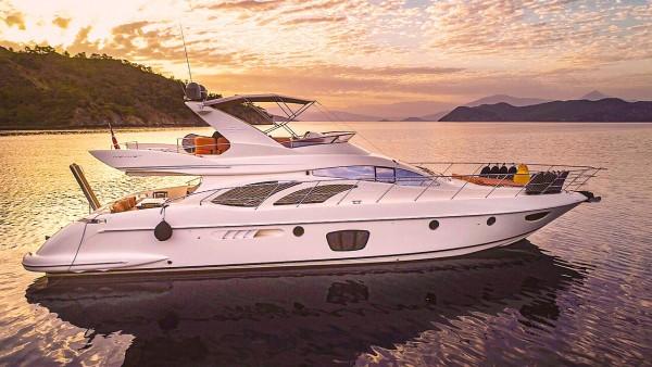 Motoryacht Azimut 62 Fly VIP