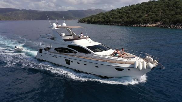 Bormus 1 Motoryacht