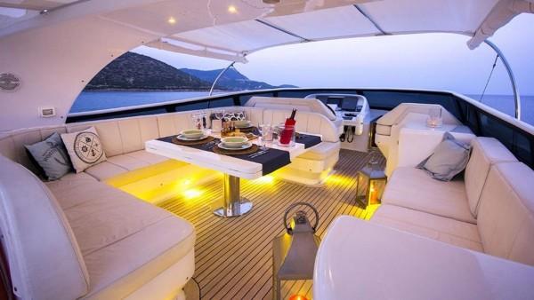 Motoryacht Caelum