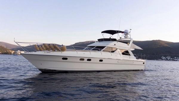 Deep Blue Motoryacht