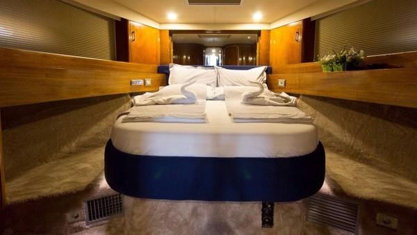 Motoryacht Deep Blue