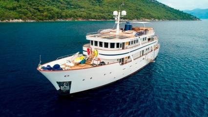 Motoryacht Donna Del Mare