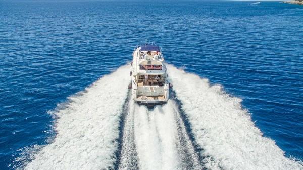 Motoryacht Dream of Angel