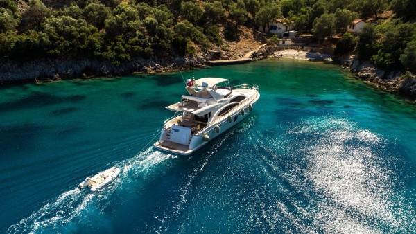 Motoryacht Durcan Bey