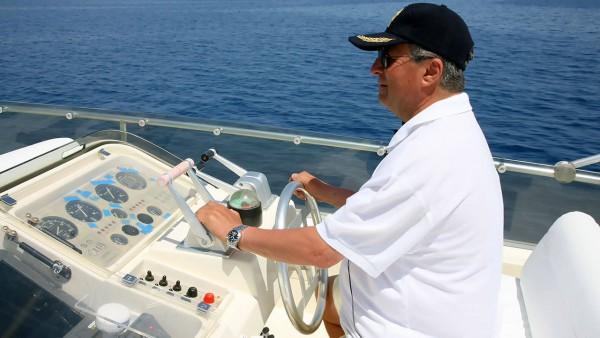 Motoryacht Eviva