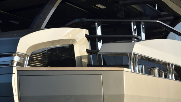 Motoryacht FX 38