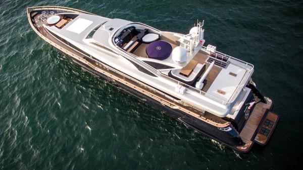 Motoryacht Harun