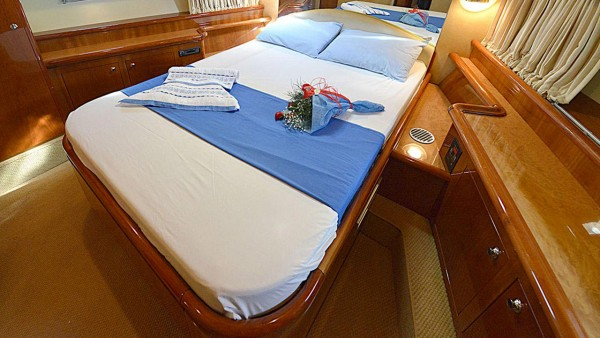 Motoryacht Mary