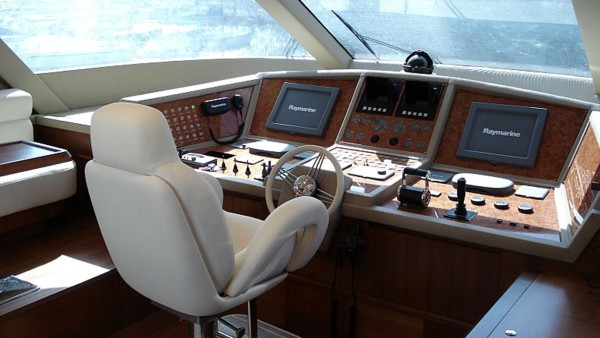 Motoryacht Merve