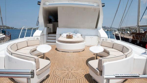 Motoryacht Mina II
