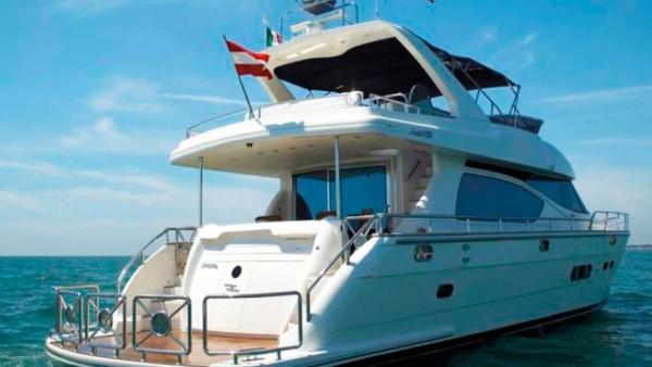 Mira Mare Motoryacht