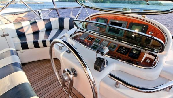 Motoryacht Mira Mare