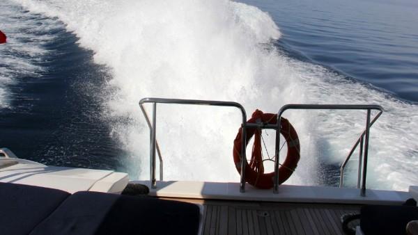 Motoryacht Miracle