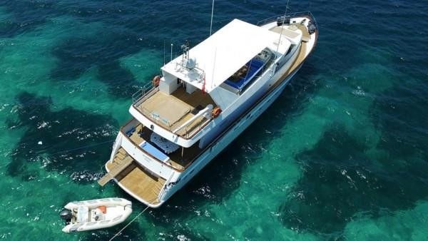 Motoryacht Mystery I