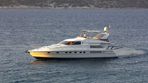 New Dawn Motoryacht