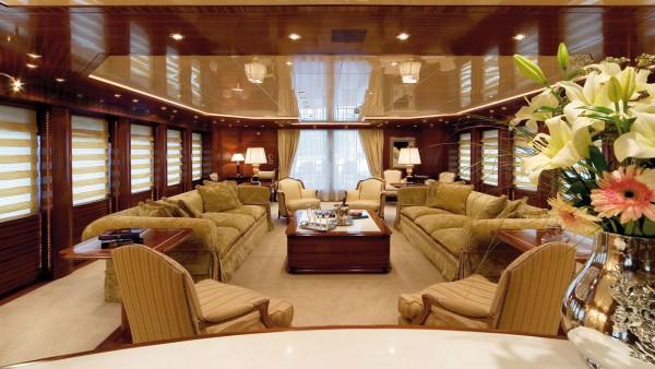 Motoryacht Oceanos