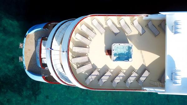 Motoryacht Ohana