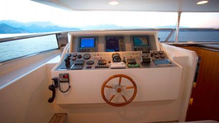 Motoryacht Panfeliss
