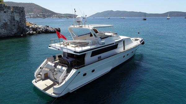 Rose 25 Motoryacht