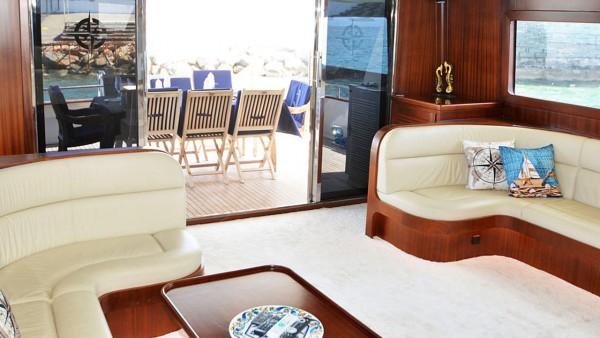 Motoryacht Rose 25