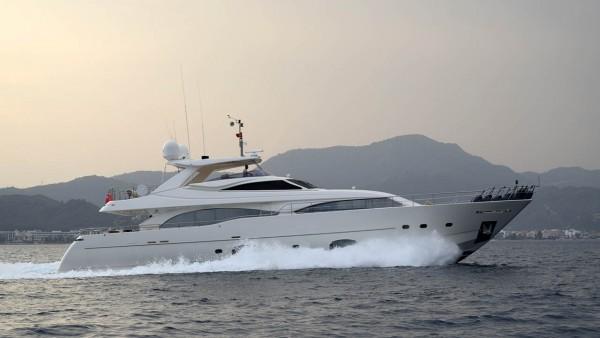 Sea Lion II Motoryacht