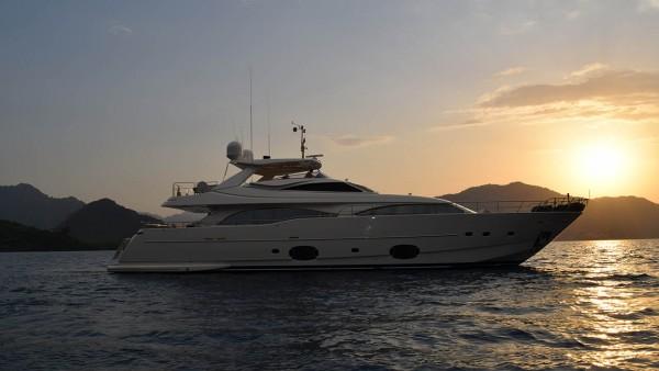 Motoryacht Sea Lion II