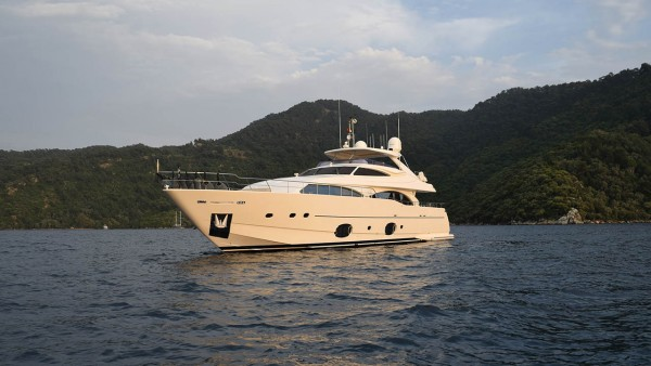 Motoryacht Sea Lion II