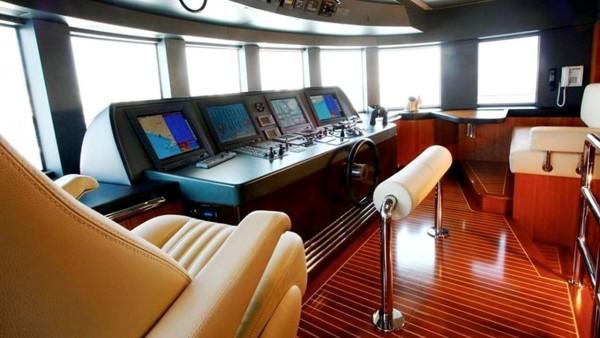 Motoryacht Serenity II