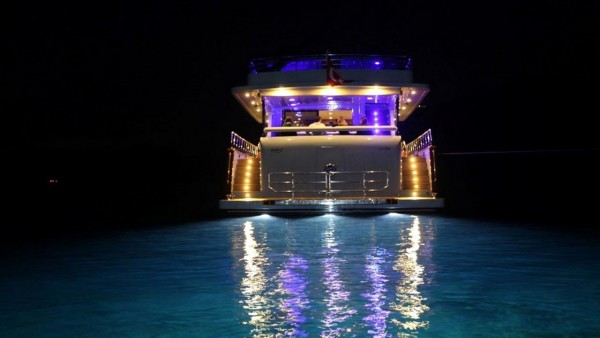 Motoryacht Simay F