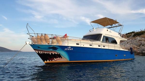 Syana Motoryacht