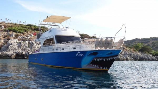 Motoryacht Syana