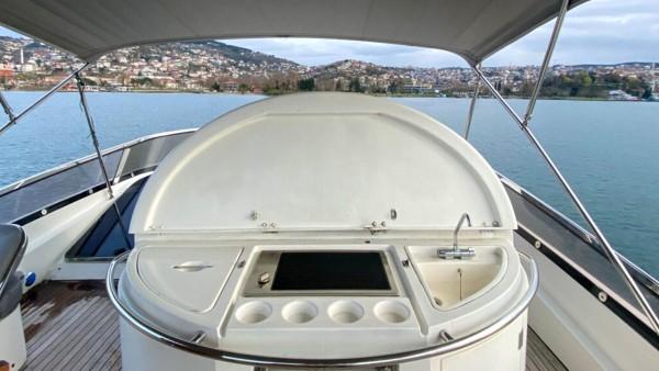 Motoryacht Torini