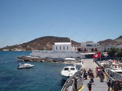 Insel Kimolos
