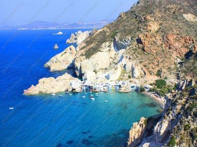 Insel Milos
