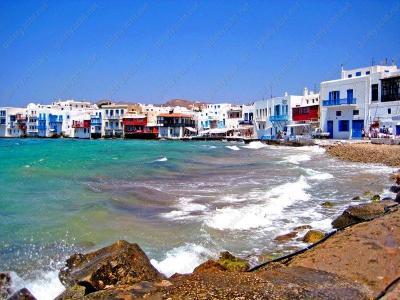 Insel Mykonos