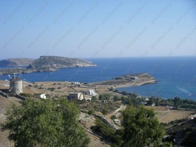Insel Schinoussa