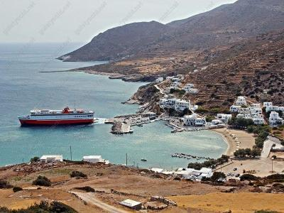 Insel Sikinos