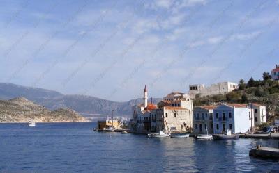 Insel Kastelorizo