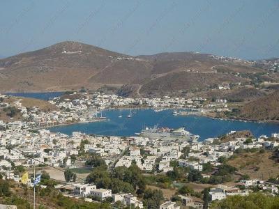 Insel Patmos