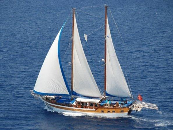 Turkish Delight Gulet Yacht