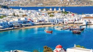 Wöchentliche Kreuzfahrt von Mykonos