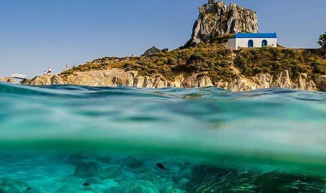 Türkei und griechische Inseln