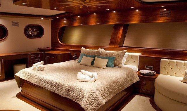 Luxus Yacht - Unterkunft
