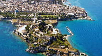 Insel Korfu