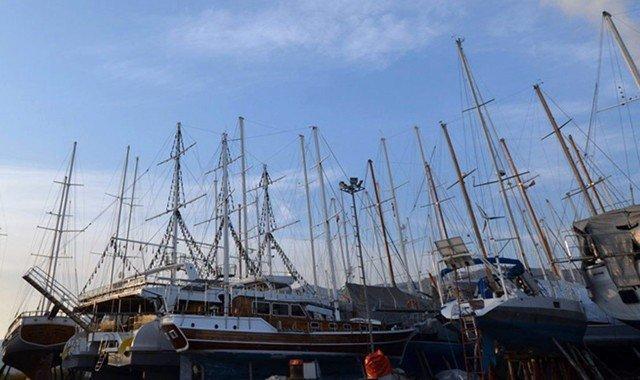 Yacht-Instandsetzung und -Wartung