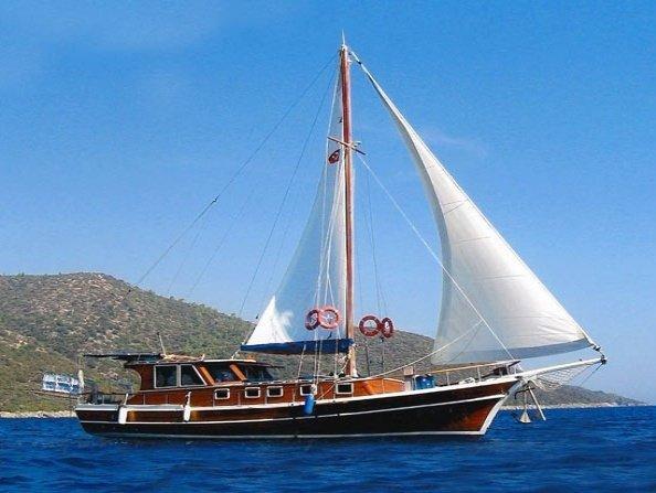 Yeliz 2 Gulet Yacht